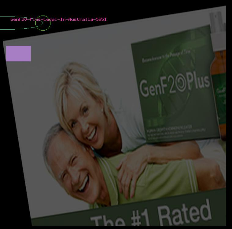 GenF20 Plus Legal In Australia