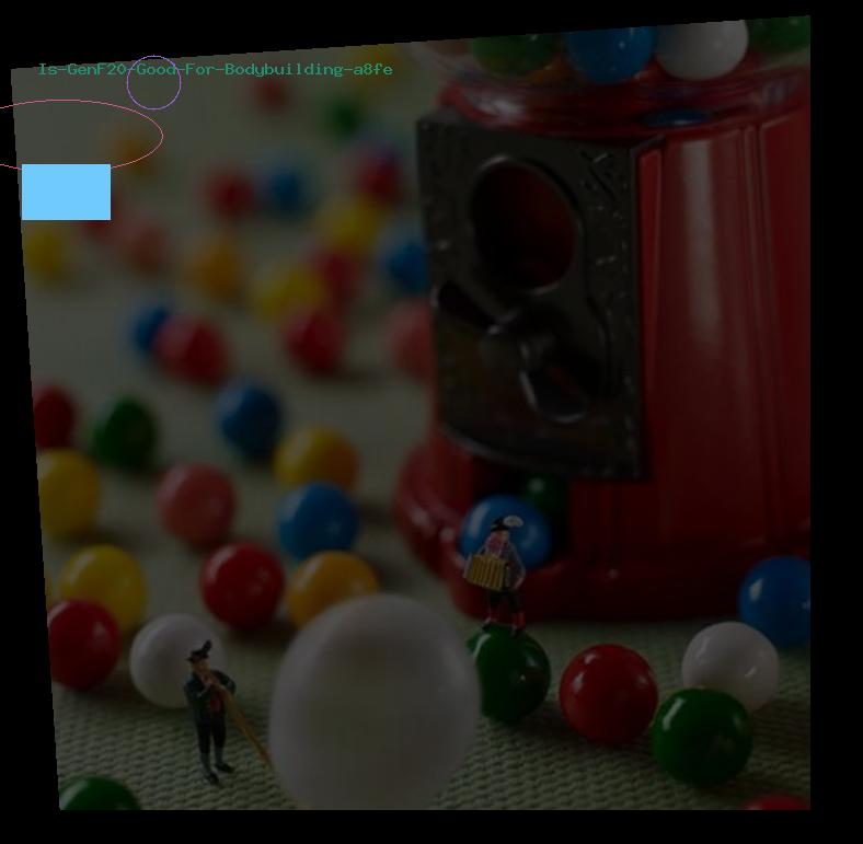 Is GenF20 Good For Bodybuilding
